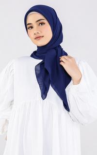 Hijab Polos Voal Square