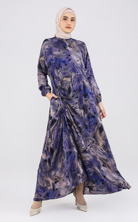 Long Dress Zahwa Dress