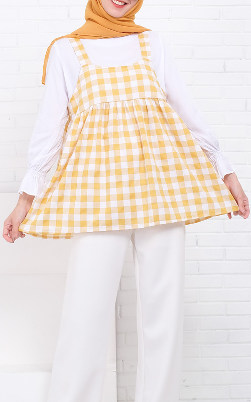 Blus - Sowon Blouse - Kuning