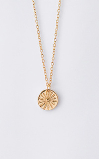 Jewelry Aeroculata Ava Necklace - Gold