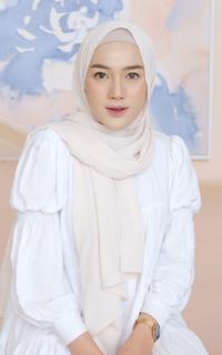 Pashmina Ilya Shawl Cream