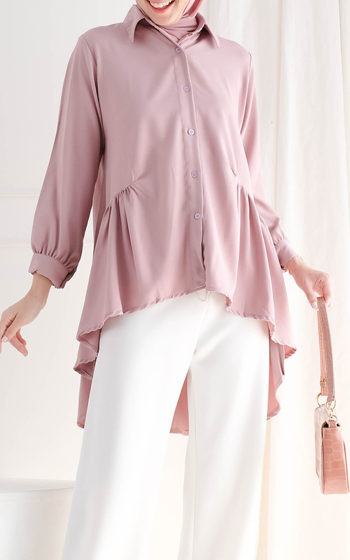 Blus - Aileen Blouse - Pink