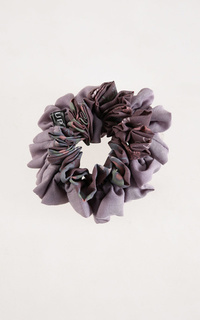 Headpiece Scrunchie Two Tone