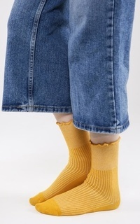 Socks Ruffle Long Socks