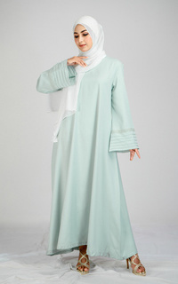 Gamis Tunique wear | Seraphina Gamis | Denting Raya Collection