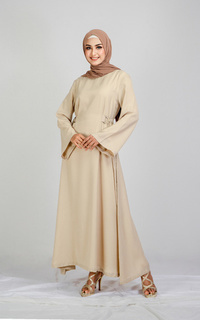 Gamis Tunique wear | Suqma Gamis | Denting Raya Collection