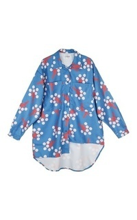 Blouse Lubna Blue