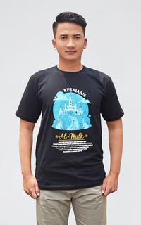 Menswear Kaos Premium Dakwah Islami Seri Surah Al Mulk