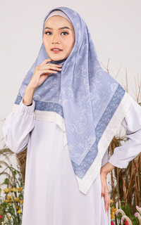 Printed Scarf Andhira Series - Arshavina for HIJUP