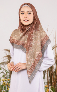 Printed Scarf Andhira Series - Farida for HIJUP