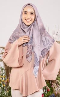 Hijab Motif Delias Scarf in Acalis