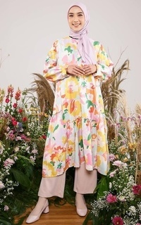 Tunic New Maylea Tunic Pink for HIJUP