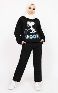 Setelan SET Sporty Snoopy