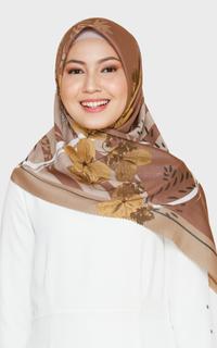 Hijab Motif Hijab Segi Empat  Voal Lasercut Fes
