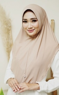 Instant Hijab Sodiiqo  Nonhoodie