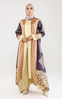 Long Dress Gamis Rhamadani (with Mask)
