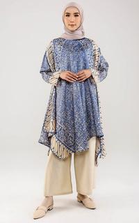 Tunic Dress Bombai Layer (with Mask)