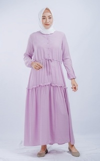 Long Dress Sekido Gamis Nihala
