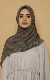 Hijab Motif Kami Biena Anniversary Scarf
