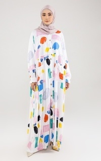 Long Dress Azka Dress