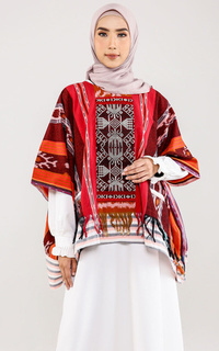 Blouse Palikat 2 Side Outer Top