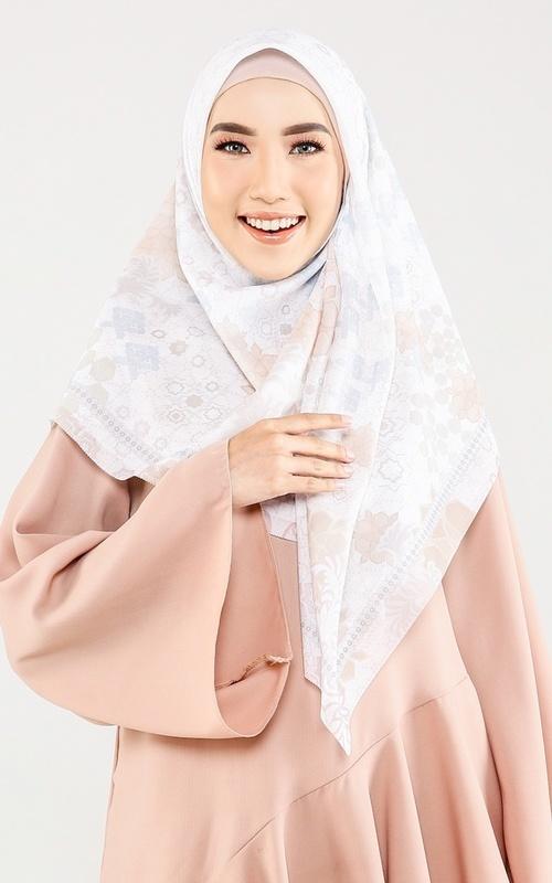 Hijab Motif - Mosaic - Abu Dhabi - Multicolor