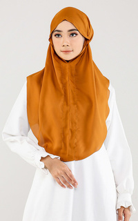Instant Hijab Everyday Slip On - Biscuit