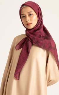 Printed Scarf Kami Ruze Scarf Extended