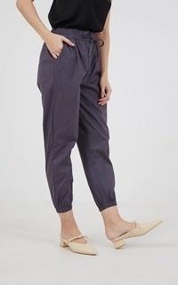 Celana Sophie Mahda Jogger Pants Grey