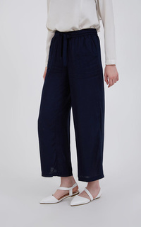 Celana Sephia Bekka Comfort Pants Navy