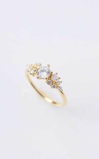 Jewelry Aeroculata Meira Ring - Gold