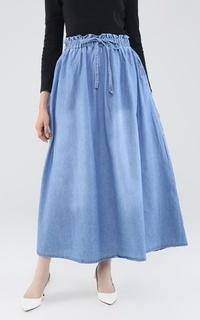 Skirt Long Skirt Denim Tiara