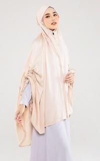 Plain Scarf Lacuna Hijab - Natural