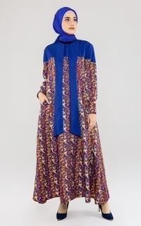 Long Dress Hongbird Two Tails Abaya