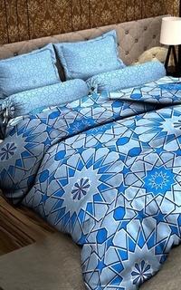 Home Living Sprei Atlas Premium Motif Dhoha 004