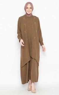 Long Dress Laze Dress