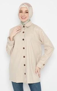 Blus Ivory Shirt