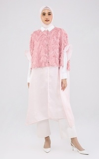 Tunic Lilac Outer Dress