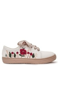 Shoes Amira Embroidery