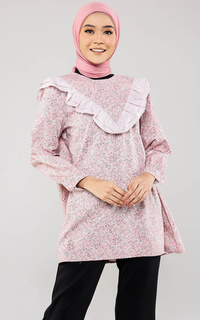 Blouse Ayana Top Flower