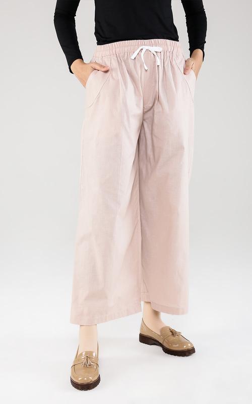 Pants - Komori Pants - Cream