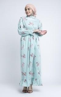 Gamis MFMW Skokova Dress Mint