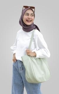 Bag Janice Bag Green Pastel