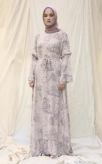 Long Dress New Vlinder Dress