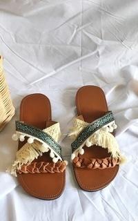 Shoes Sendal Boho