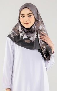 Hijab Motif Voal Hijab Floral Pattern Bloom Flower