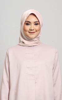 Hijab Polos Plainday Scarf Poppy