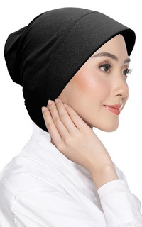 Ciput Inner Non-Konde With Front Pad Small Black