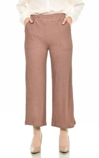 Pants Mybamus Callum Plisket Cullote Mocca Pants M15554 R52S7