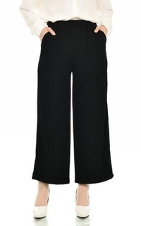 Pants Mybamus Callum Plisket Cullote Pants Black M15551 R84S5